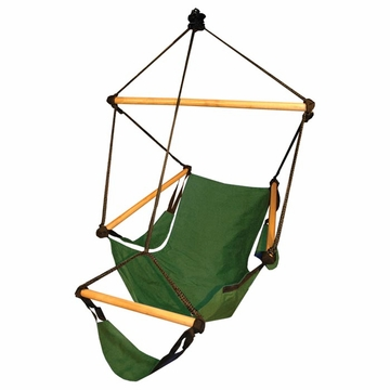 Hammaka Hammocks Cradle Chair Hunter Green