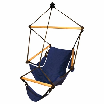 Hammaka Hammocks Cradle Chair Midnight Blue
