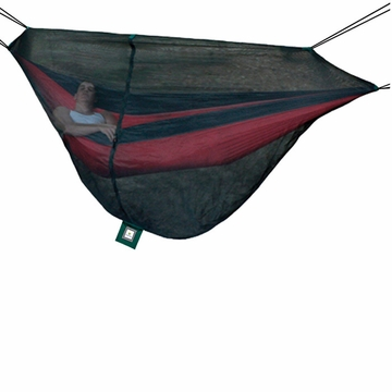 Hammock Bliss Mosquito Net Cocoon