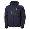 Helly Hansen Mens Alpha 3.0 Graphite Blue