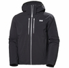 Helly Hansen Mens Alpha LifaLoft Jacket Black