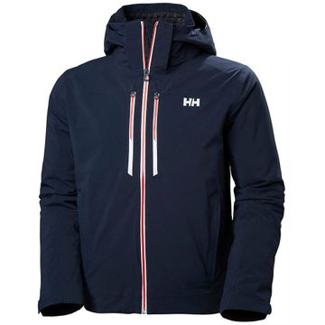 Helly Hansen Mens Alpha Lifaloft Jacket Navy