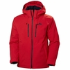 Helly Hansen Mens Juniper 3.0 Jacket Alert Red
