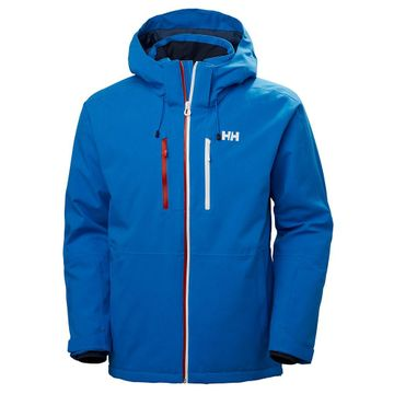 Helly Hansen Mens Juniper 3.0 Jacket Electric Blue