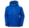 Helly Hansen Mens Juniper 3.0 Jacket Olympic Blue