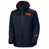 Helly Hansen Mens Straightline Lifaloft Jacket Navy