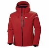 Helly Hansen Mens Swift 4.0 Jacket Alert Red