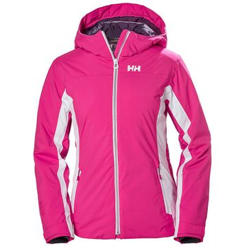 Helly Hansen Womens Majestic Warm Jacket Dragon Frui