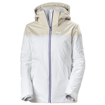 Helly Hansen Womens Motionista LifaLoft Jacket White
