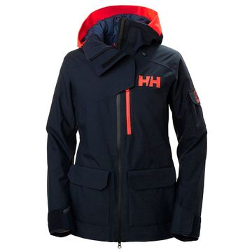 Helly Hansen Womens PowerQueen 2.0 Jacket Navy