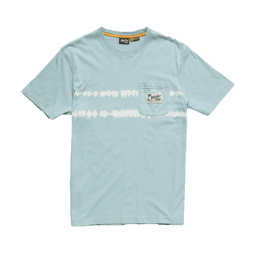 Howler Bros Mens Dazed Horizon Pocket T Dazed Horizon: Seaspray (Close Out)