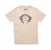 Howler Bros Mens El Mono Third Coast T-Shirt Cream