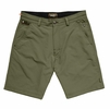 Howler Bros Mens Horizon Hybrid Shorts 2.0 Combat Green (Close Out)