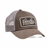 Howler Bros Mens Howler Classic Hat Charcoal Grey (Close Out)