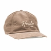 Howler Bros Mens Howler Script Strapback Grey Corduroy (Close Out)