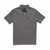 Howler Bros Mens Ranchero Polo Smokey Grey Heather