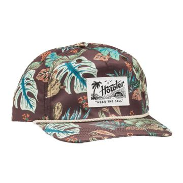 Howler Bros Mens Third Coast Snapback Coffee (Close Out)