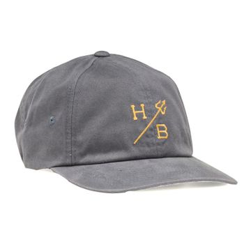 Howler Bros Mens Trident Strapback Blue Grey (Close Out)