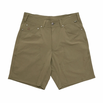 Howler Bros Mens Watermans Work Short Soldier Green (Close Out)
