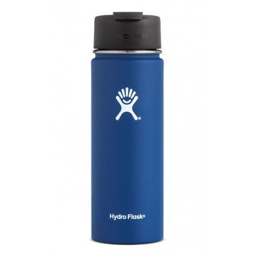 Hydro Flask 20oz Wide Mouth w/ Flip Cap Cobalt