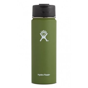 Hydro Flask 20oz Wide Mouth w/ Flip Cap Olive