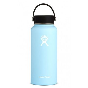 Hydro Flask 32oz Wide Mouth w/ Flex Cap Frost