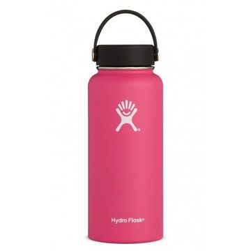 Hydro Flask 32oz Wide Mouth w/ Flex Cap Watermelon