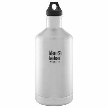 Klean Kanteen Insulated 64oz Loop Cap Stainless Steel