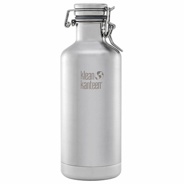 Klean Kanteen Insulated Growler 32oz Stainless Steel