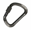 Kong Carbon Steel X-Large Carabiner Black Screw