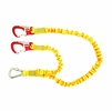 Kong Elastic Tether EVO Double ISO12401