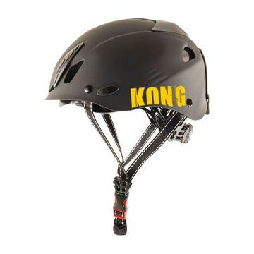 Kong Mouse Climbing Helmet Black Soft Touch