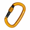 Kong Ovalone ALU Screw Carabiner Orange