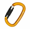 Kong Ovalone ALU Twist Lock Carabiner Orange