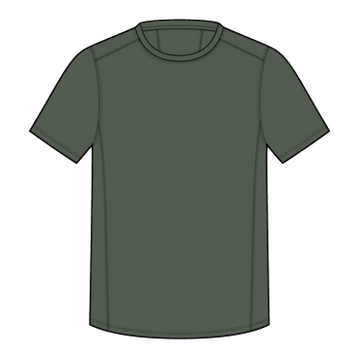 Kuhl Mens AirKuhl T Spanish Moss (Close Out)