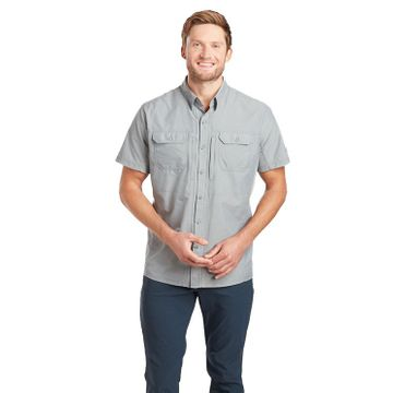 Kuhl Mens Airspeed Short Sleeve Slate (Close Out)