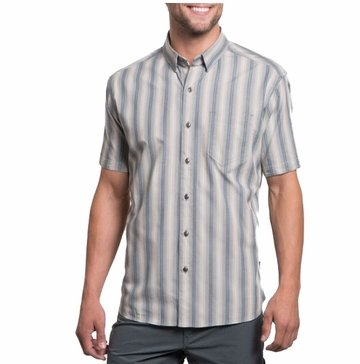 Kuhl Mens Bohemian Shirt Cloud Gray