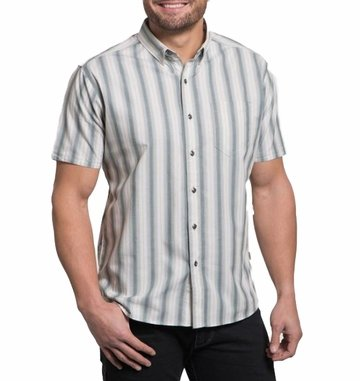 Kuhl Mens Bohemian Shirt Inca Green
