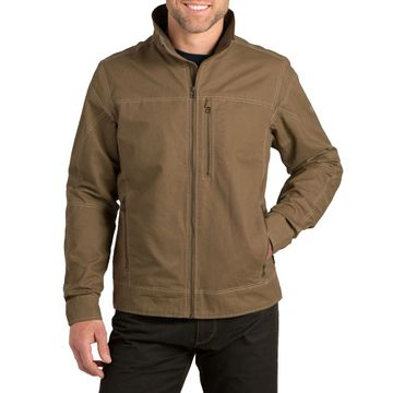 Kuhl Mens Burr Jacket Khaki