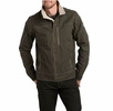 Kuhl Mens Burr Jacket Lined Gunmetal