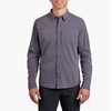 Kuhl Mens ExpeditionAir Long Sleeve Carbon (Close Out)