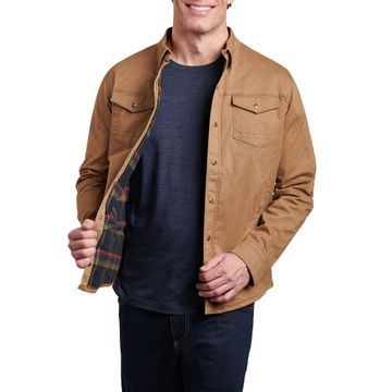 Kuhl Mens Generatr Jacket Grain