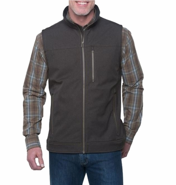 Kuhl Mens Impakt Vest Espresso (Close Out)