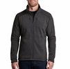 Kuhl Mens Interceptr Fleece Full Zip Steel