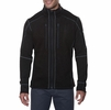 Kuhl Mens Interceptr Fleece Jacket Charcoal (Close Out)