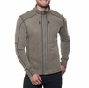 Kuhl Mens Interceptr Fleece Jacket Oatmeal (Close Out)