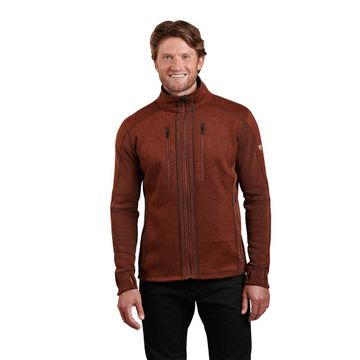 Kuhl Mens Interceptr Fleece Jacket Red Rock