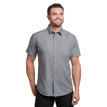 Kuhl Mens Karib Short Sleeve Storm