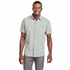 Kuhl Mens Optimizr Short Sleeve Metal Green