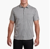 Kuhl Mens Provok Short Sleeve Carbon (Close Out)